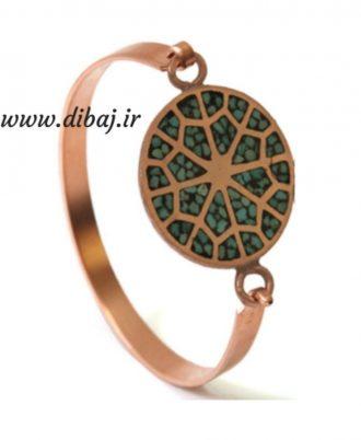 زیورآلات مسی اصفهان ست دست ساز