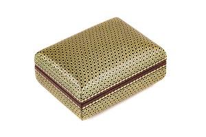 جعبه کادویی چوبی شیک و دست ساز