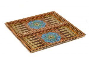 خرید تخته نرد چوبی دست ساز اصفهان