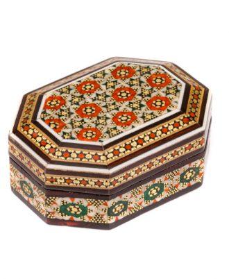 جعبه زیورآلات چوبی انواع مردانه و زنانه
