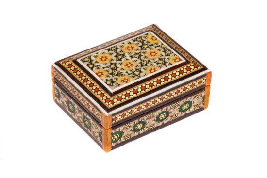 جعبه زیورآلات دست ساز اصفهان برای خرید