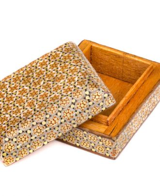 جعبه چوبی خاص پذیرایی تزیینی دکوری