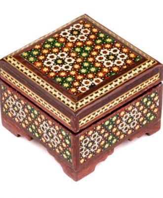 جعبه هدیه چوبی های زیبا و خاص صنایع دستی اصفهان