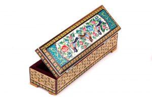 جاقلمی رومیزی صنایع دستی دست ساز و شیک