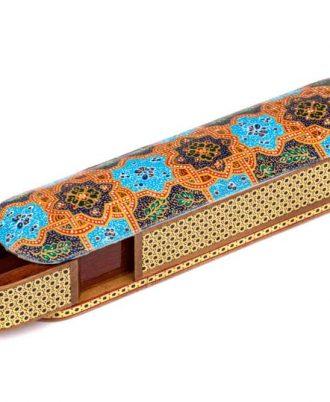 هنر دستی قلمدان جدید و سنتی صنایع دستی اصفهان