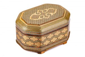 جعبه پذیرایی اصفهان