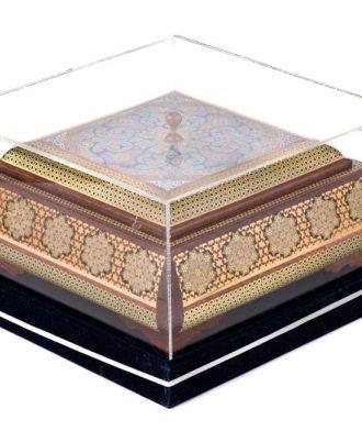 جعبه شکلات دست ساز نفیس چوبی خرید انواع در اصفهان