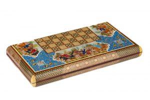 تخته نرد چوبی دست ساز خرید اصفهان